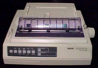 Matrix printers