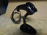 HP QD2100 USB 1D Barcode Scanner + Stand_