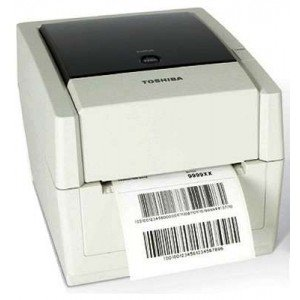 TOSHIBA TEC B-EV4T Barcode Label Printer - 200dpi