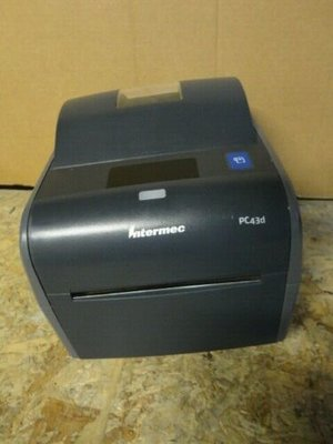 INTERMEC EASYCODER PC43D  USB + RJ45  *  Thermal Label Printer