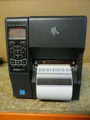 Zebra ZT230 Thermal Direct Label Printer USB & Network  203Dpi