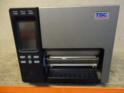 TSC TTP-268MT  Barcode Label Printer USB + Netwerk 200Dpi