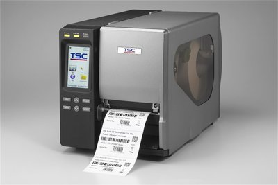 TSC TTP-2410MT  NEW Barcode Label Printer USB + Network