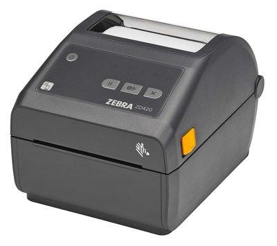 Zebra ZD420 Thermal Label Printer USB + NETWORK NEW