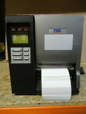 TSC TTP-2410M PRO  Barcode Label Printer USB + Network