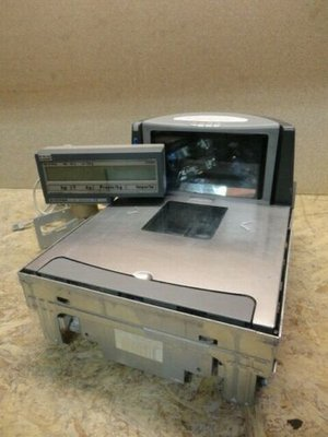 PSC Datalogic Magellan 8400 Table Scanner with Bizerba Scale 15kg & Display