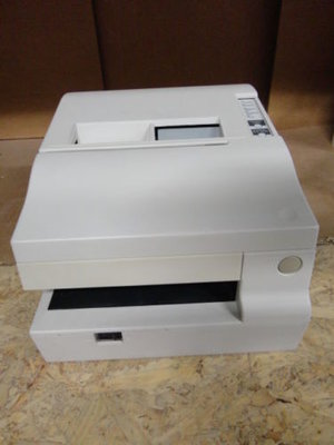 EPSON TM-U950 POS Matrix Ticket Kassa Printer M62UA