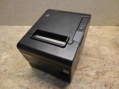 EPSON TM-T88VI Bon Printer - M338A - Zwart - Ethernet & WIFI