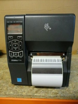 Zebra ZT230 Thermisch Transfer Label Printer USB - 203Dpi