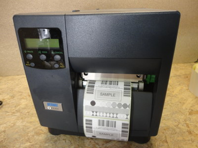 Datamax I Class - 4208 Thermal Transfer Barcode Label Printer - Parallel 200DPI