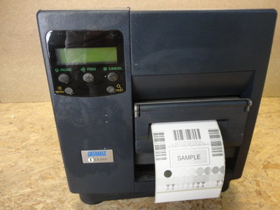 Datamax I Class - 4208 & Cutter Thermal Transfer Label Printer - Network 200DPI