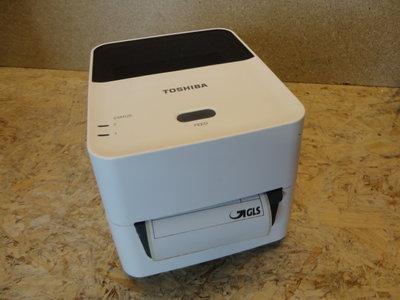 TOSHIBA TEC B-EV4D Thermal USB / Network Label Printer