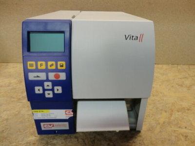 Valentin VITA II 106/12 Thermal Transfer Label Printer * RJ45 + USB - 300Dpi