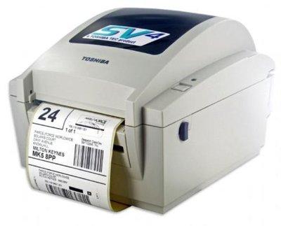 TOSHIBA TEC B-SV4D Barcode Label Printer