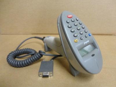 Symbol Phaser P460 Barcode Scanner - 1MB