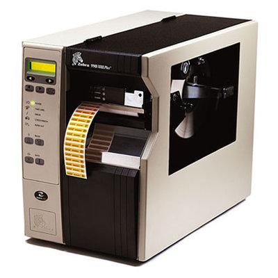 Zebra 110Xi III Plus Thermische Label Printer USB + Cutter 300dpi
