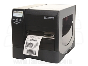 Zebra ZM600 * Thermische  Label Printer 203Dpi USB & Network