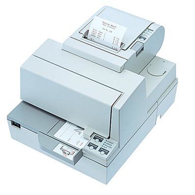EPSON TM-H5000II POS 2 Station Slip / Bon Printer M128C