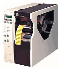 Zebra 90Xi II Thermal Barcode Printer 300DPI