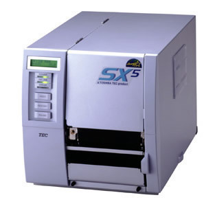 TOSHIBA TEC B-SX5T Thermal Barcode / Label Printer
