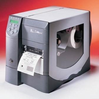 Zebra Z4M Plus Thermal Barcode Label Printer - 203dpi