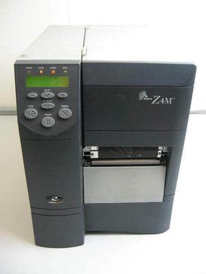Zebra Z4M Thermal Transfer Barcode Label Printer - 300DPI
