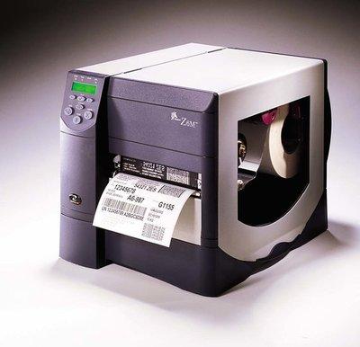 Zebra Z6M Plus * Thermal Transfer Barcode Label Printer + RJ45