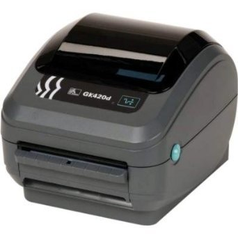 ZEBRA GK420D Label Printer 10/100 Netwerk / Peel Off