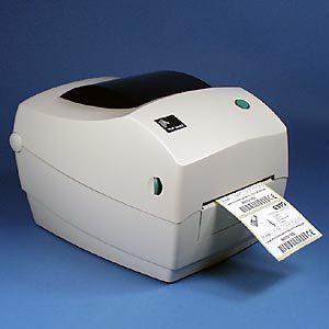 Zebra TLP3844-Z  Label printer USB + LAN - 300Dpi