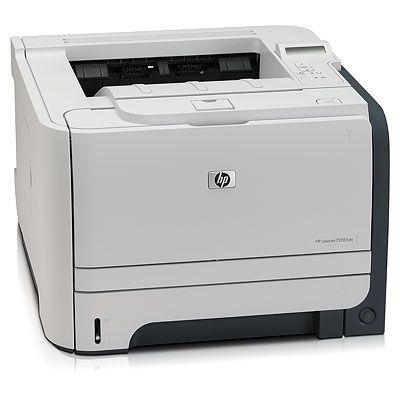 HP Laserjet P2055DN - A4 Duplex Network Laserprinter