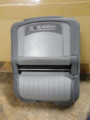 Zebra QL420 Plus Mobile Label Printer - WIFI