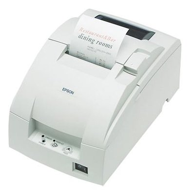 Epson TM-U220B - POS Matrix Printer