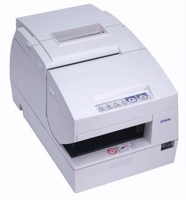 EPSON TM-H6000II POS 2 Station Thermische Bon Printer - M147B