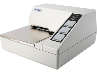 Epson TM-U295 Matrix Slip Bon Printer - M66SA Wit Serieel
