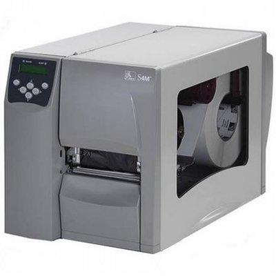 Zebra S4M Thermal Transfer Label Printer USB + Netwerk