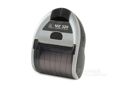 Zebra MZ320  Mobile Bluetooth Portable Label Printer