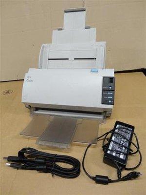 Fujitsu fi-5110C Document Scanner A4 - USB DUPLEX