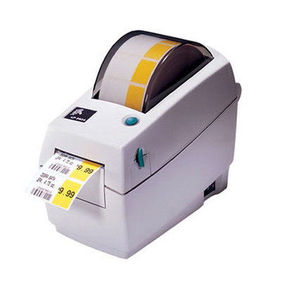Zebra LP2824 Thermische Label Printer RJ-45 Network