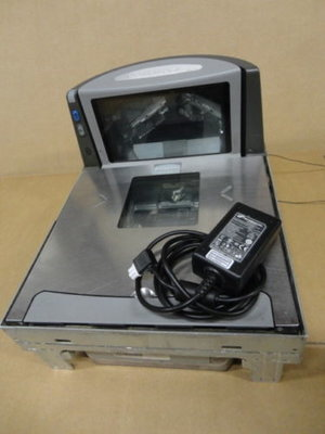 PSC Datalogic Magellan 8400 Table Scanner with Mettler Toledo P502 Scale 15kg