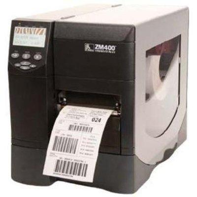 Zebra ZM400 * Thermisch Transfer Label Printer 203DPI - USB