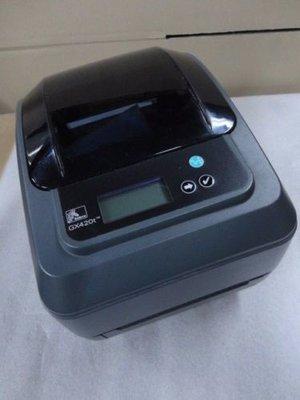 Zebra GX420T Thermal Transfer WIFI Label Printer USB * GX42-101720-000