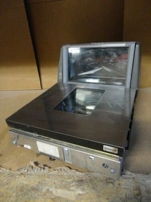 PSC Datalogic Magellan 8200 scanner with Bizerba Scale 12kg Model 8201