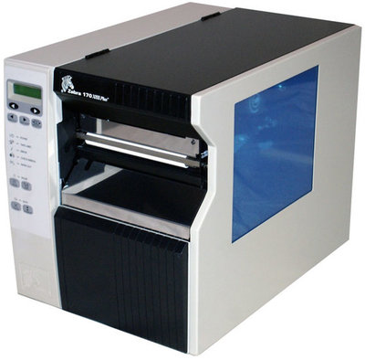 Zebra 170Xi III Plus - 300dpi Thermische Barcode Label Printer USB