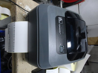 Zebra GX420t Barcode Label Printer