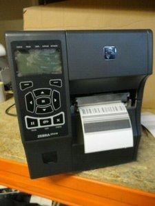 Zebra ZT410 Thermal Label Printer USB LAN 203Dpi