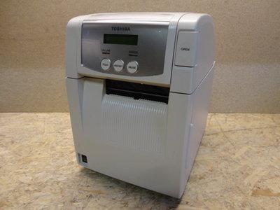 TOSHIBA TEC B-SA4TP Barcode / Label Printer 203Dpi
