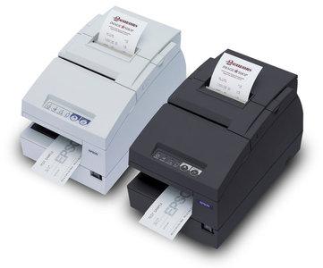 EPSON TM-H6000III POS 2 Station Printer - M147G