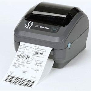 Zebra GK420d Barcode Label Printer - NIEUW