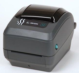 Zebra GK420t Barcode Label Printer - NIEUW