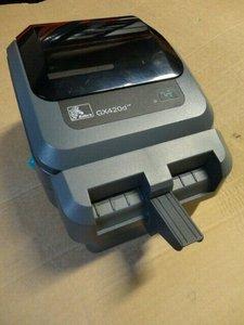 Zebra GX420d Barcode Label Printer USB + Cutter
